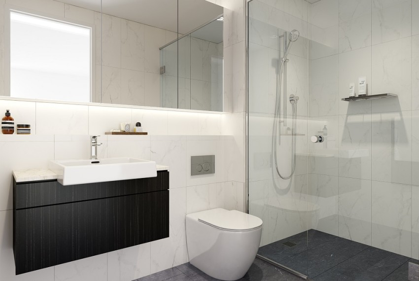 Park Lane - Bathroom - Dark Scheme