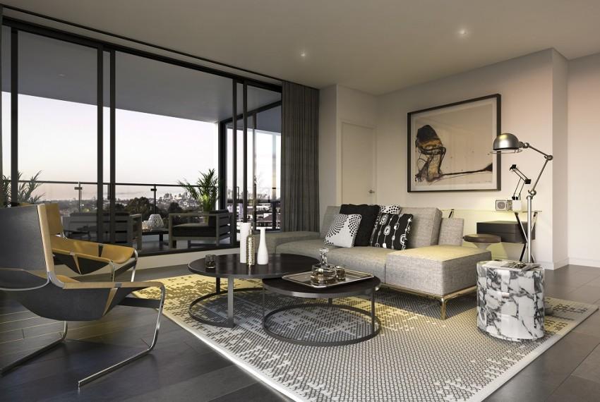 Park Lane - Living Room